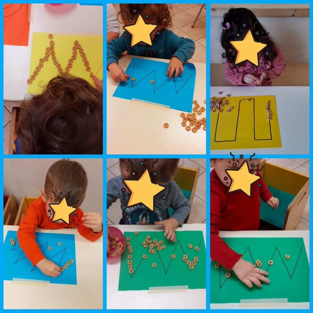Asilo Nido Sirena: un luogo divertente, stimolante, sereno e sicuro per i bambini!
