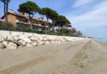 villa ardente erosione