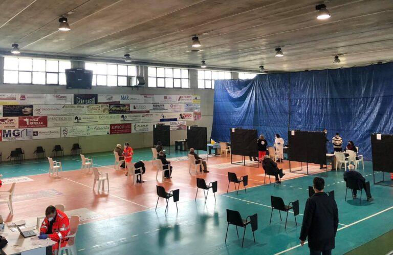 """Montorio al Vomano, """"Somministrazione vaccini superiore a media nazionale"""""""