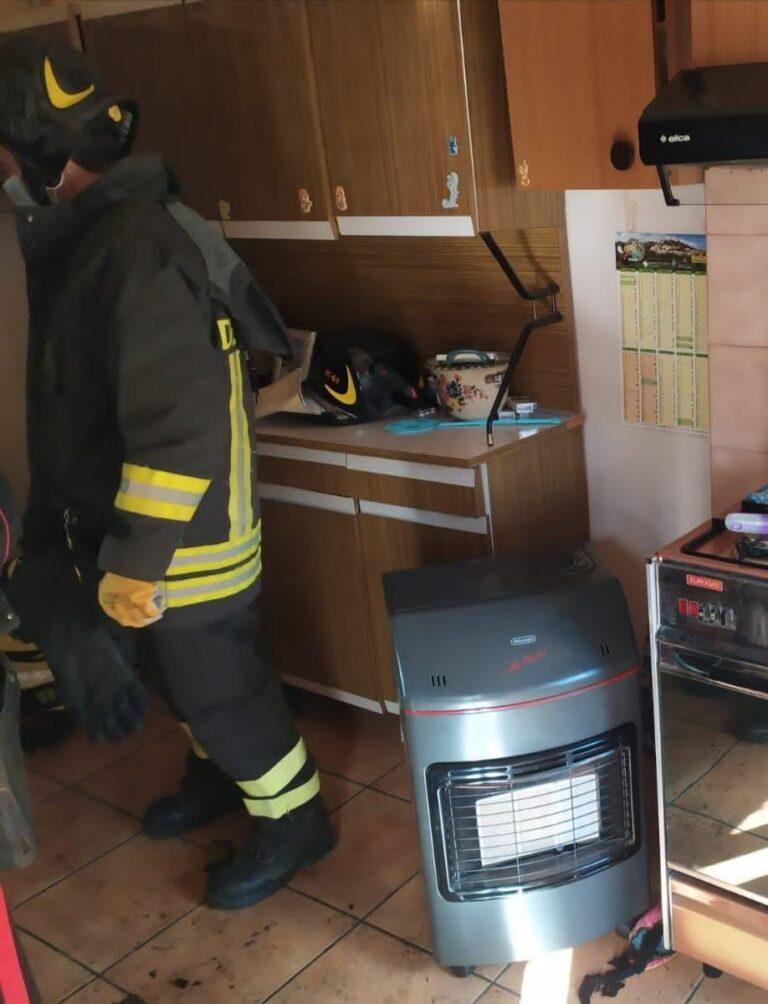 Montorio, morta l'anziana ustionata dalla stufa a kerosene