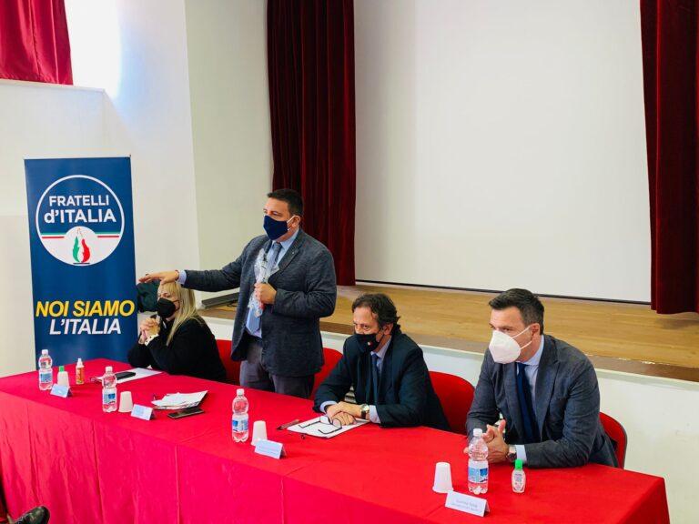 Umberto D'Annuntiis in Fratelli d'Italia: le prime reazioni