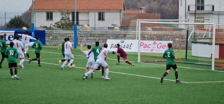 Serie D, il Castelnuovo vince in rimonta sull'Agnonese
