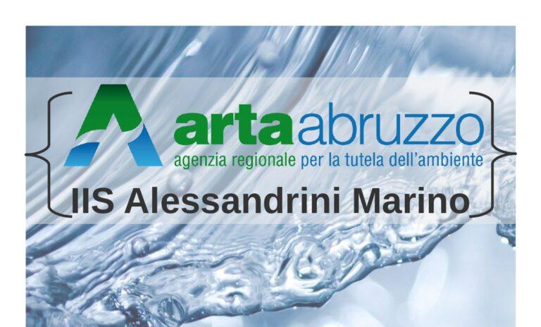 Teramo, l'Alessandrini celebra la Giornata dell'Acqua con l'Arta Abruzzo