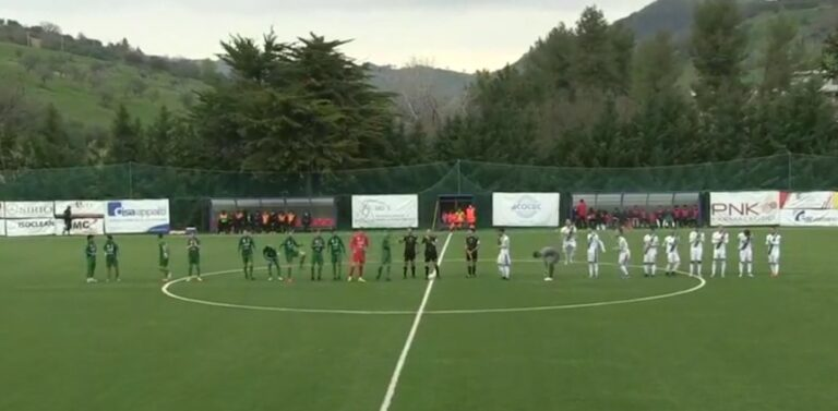 Serie D, Castelnuovo rimontato dal Castelfidardo: da 2-0 a 2-3