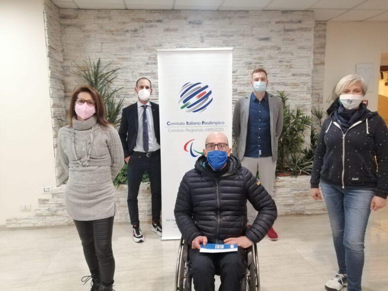 Sport paralimpico, Mauro Sciulli confermato presidente del CIP Abruzzo
