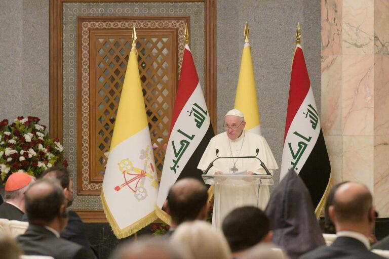 Lo storico viaggio di Papa Francesco in Iraq