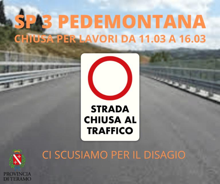 Lavori ad un viadotto: chiude per sei giorni la pedemontana San Nicolò-Garrufo