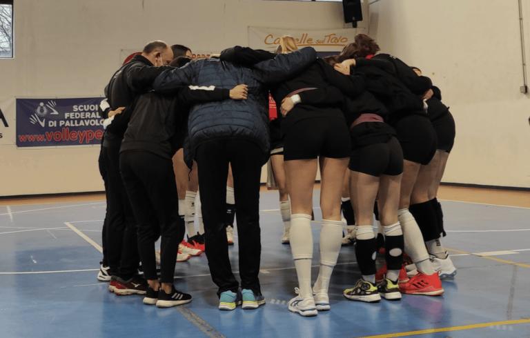 Volley B2/F, la Futura Volley Teramo va ko al tie-break: derby al Pescara