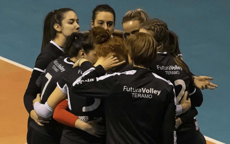 Volley B2/F, Futura Teramo per chiudere al meglio la prima fase: arriva Fermo