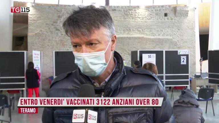 Tg Web Abruzzo 23 marzo 2021 – R115 VIDEO