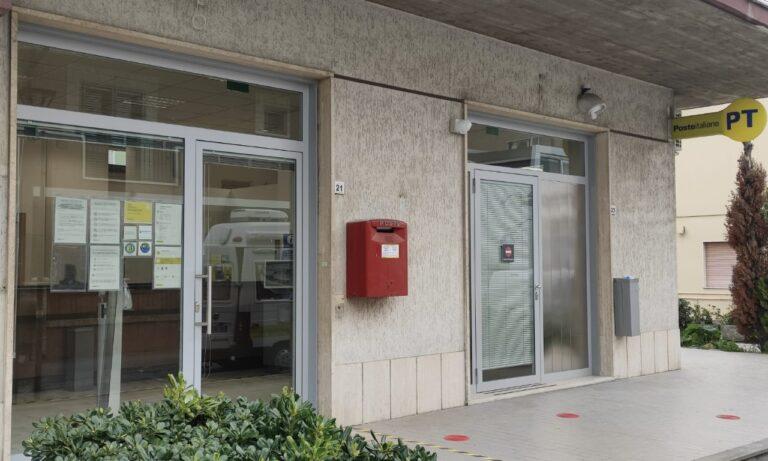 Poste, l'ufficio di Scerne di Pineto riapre in via Belvedere