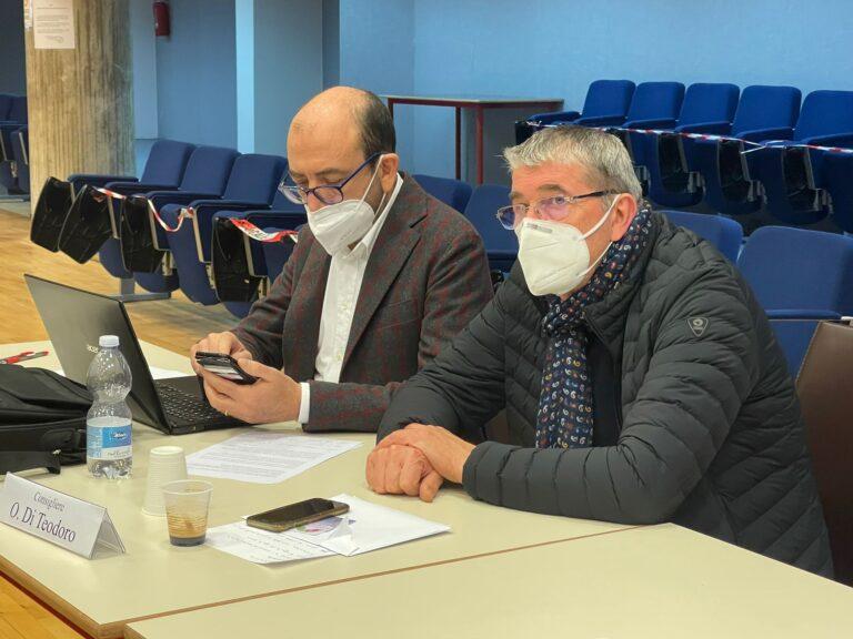 Teramo, gestione stadio: Di Teodoro (Italia Viva) ed Area Blu contro il sindaco