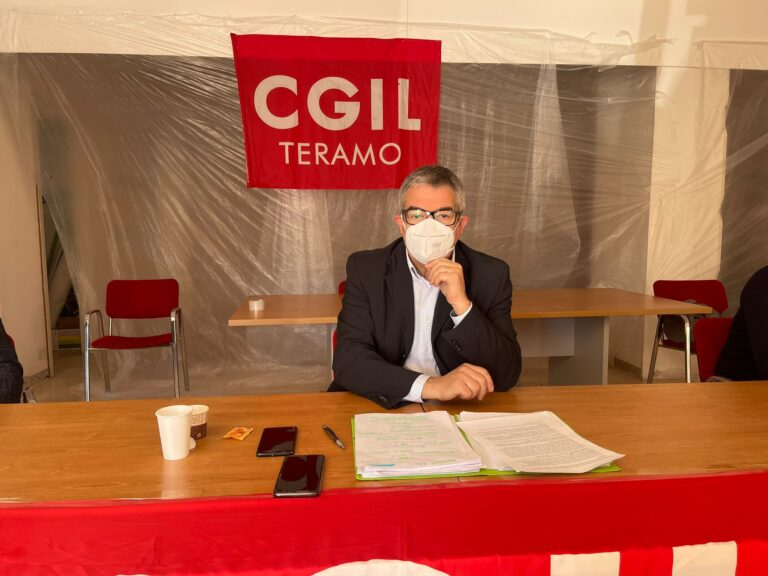 """Ruzzo Reti, la Cgil scrive ai sindaci teramani: """"Qual è il futuro dell'azienda?"""""""