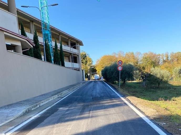 Alba Adriatica, ampliamento del cimitero: conclusa la prima parte dell'opera