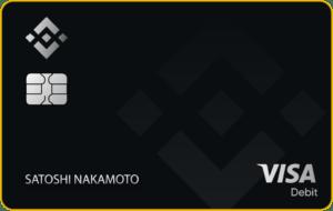 Binance Visa Card Bitcoin