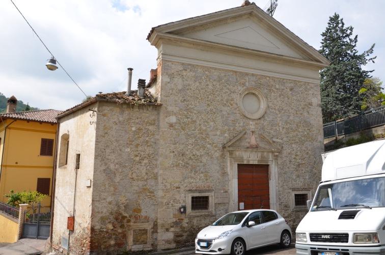 Teramo Nostra torna a chiedere il recupero della chiesa di San Giuseppe