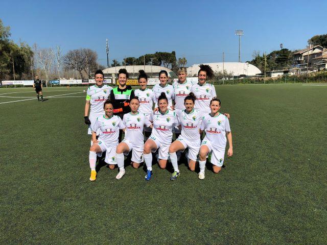 Goleada del Chieti Calcio Femminile: le neroverdi battono 4-1 il Sant'Egidio