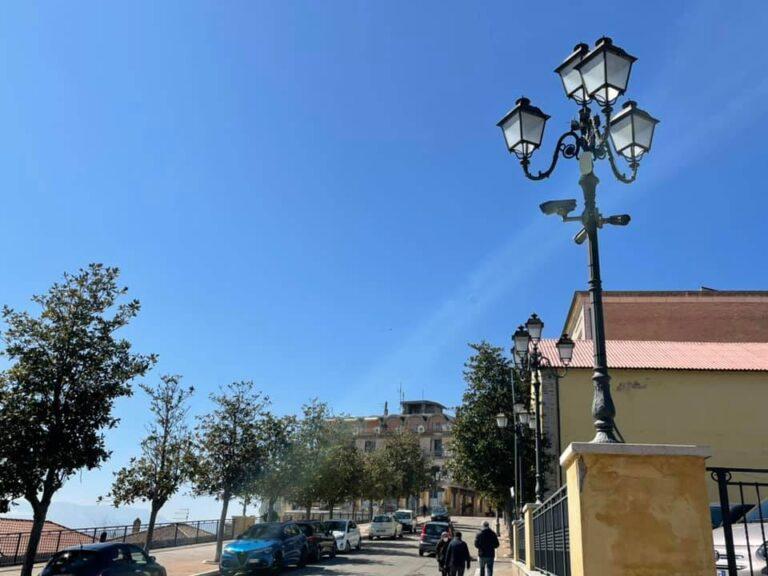 Città Sant'Angelo: telecamere per sorveglianza in tutto il territorio
