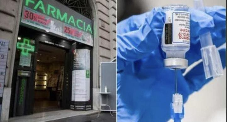 Vaccinazioni anche in farmacia: firmato il protocollo. A metà aprile arriva Johnson&Johnson