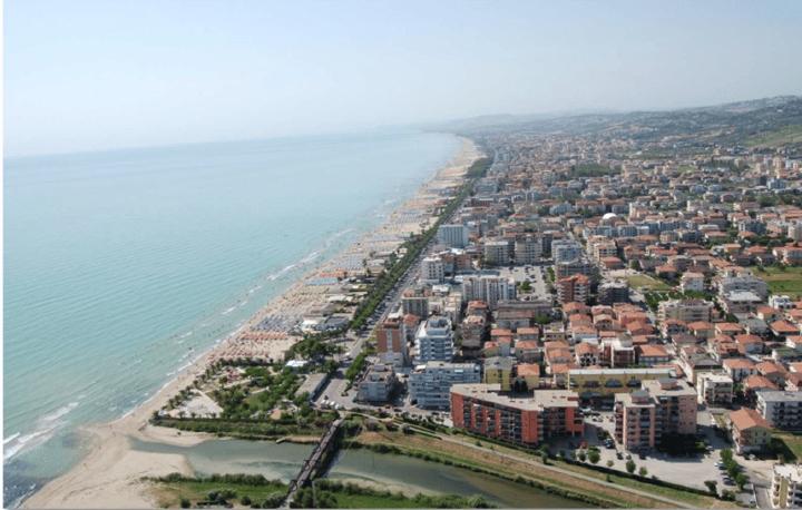 Alba Adriatica, ecco come sarà il nuovo lungomare: approvato il preliminare