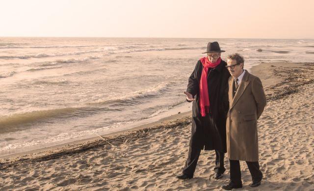 Massimo Dapporto interpreta Flaiano nel film di Davide Cavuti