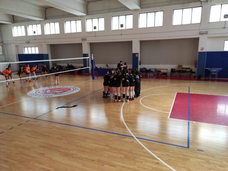 Volley B2/F: ko di Futura Teramo contro Fermo (0-3)