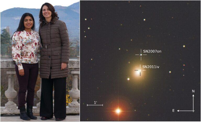 Universo, un nuovo metodo per misurare l'espansione grazie al GSSI e INAF