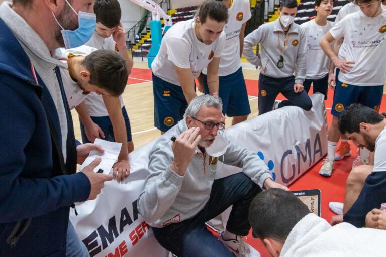 Basket, terza gara in settimana a Mestre per il Giulianova