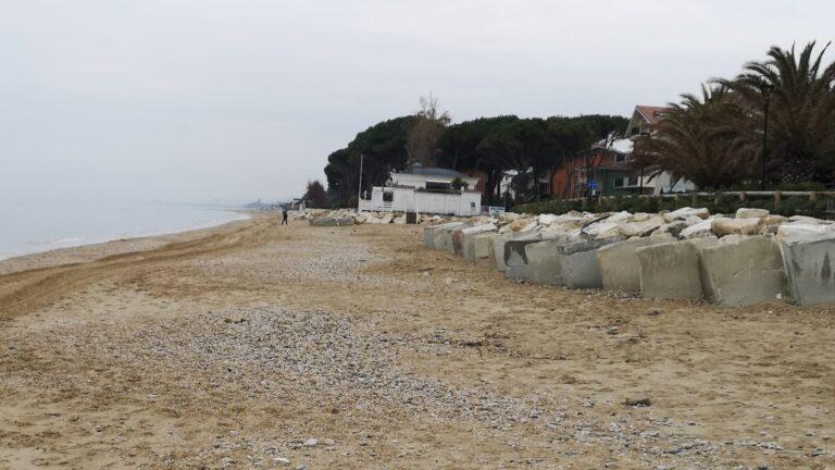 Pineto, interventi anti-erosione. Il Comune rischia di perdere i fondi regionali NOSTRO SERVIZIO