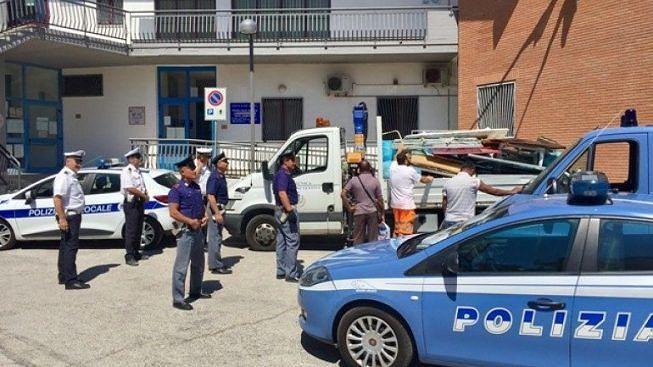 Covid, gli uffici della polizia locale di Alba Adriatica restano chiusi fino al  28 marzo