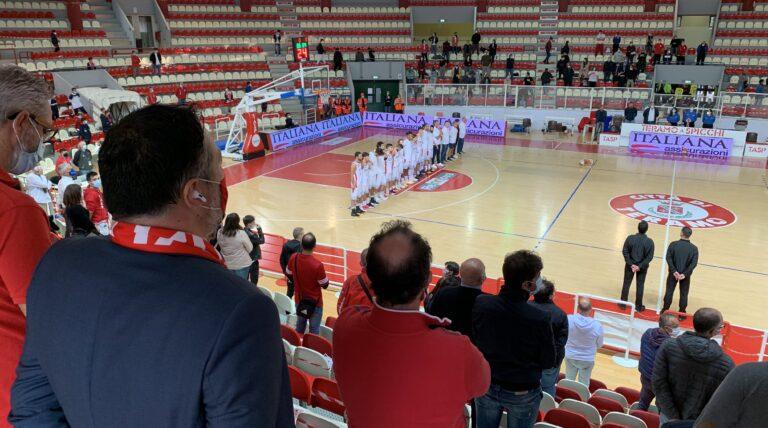 Basket, incertezze in casa Teramo a Spicchi: la delusione del presidente Nardi