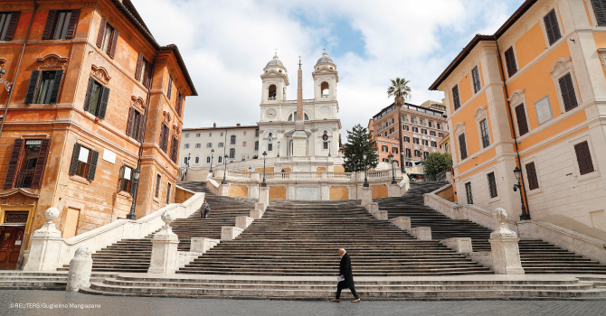 Covid, tra varianti e piano vaccinazioni: l'Italia verso un nuovo lockdown