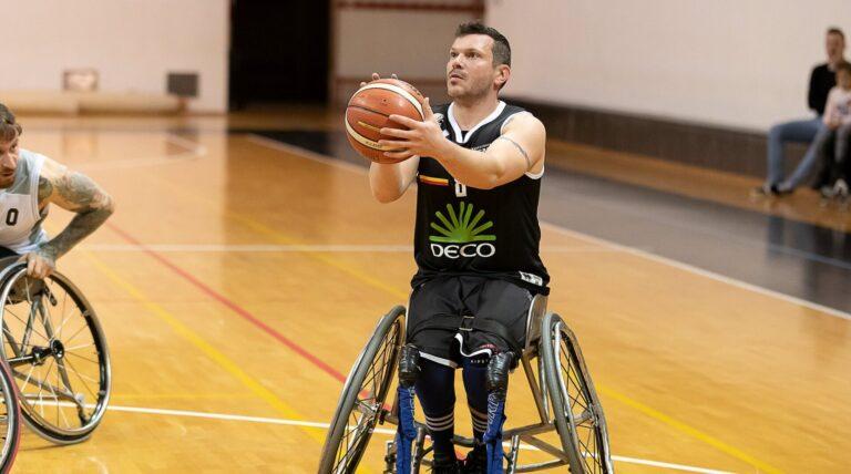 Basket in carrozzina, l'Amicacci espugna Bergamo e vede le semifinali