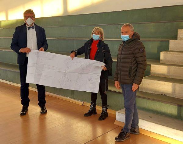 Il Palazzetto dello Sport di via Magellano diventa il centro vaccinale di San Salvo