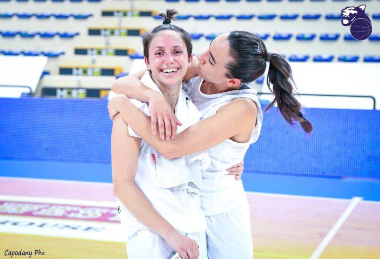 Basket, Panthers Roseto più forti delle assenze: Orvieto cede nel finale
