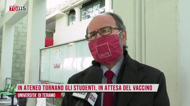 Tg Web Abruzzo 1 marzo 2021 – R115 VIDEO