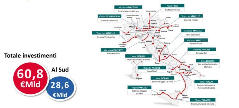 Infrastrutture, con la nomina di 29 commissari ripartono le grandi opere