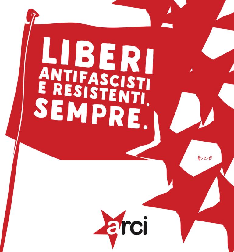 """25 aprile, la """"Resistenza in Marcia"""" di Arci Teramo VIDEO"""
