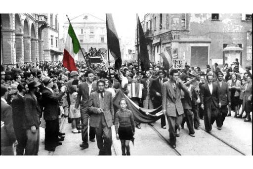 Giulianova, 'il 25 aprile una nuova Resistenza per liberarci della pandemia'