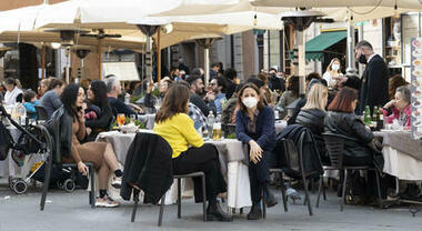 Italia in giallo da lunedì: le nuove regole per spostarsi