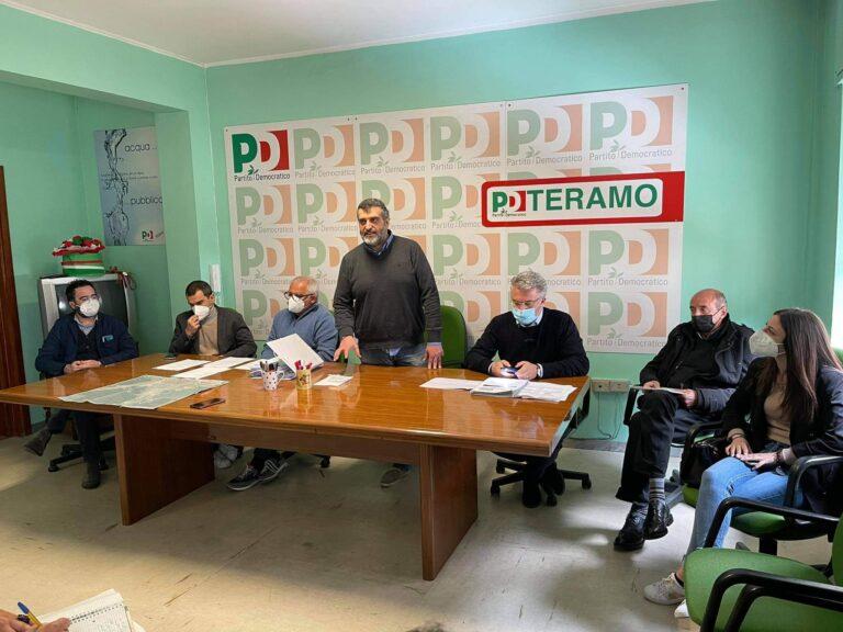 """Montagna teramana in pericolo, il PD: """"Convocare tavolo istituzionale"""" VIDEO"""