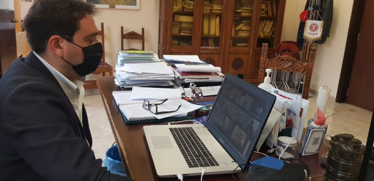 Ricostruzione: D'Alberto con il ministro Carfagna per le valutazioni sul CIS