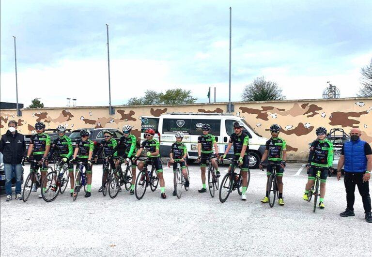 Ciclismo, vivaio e nuova linfa per l'attività giovanile dell'Asd Moreno Di Biase