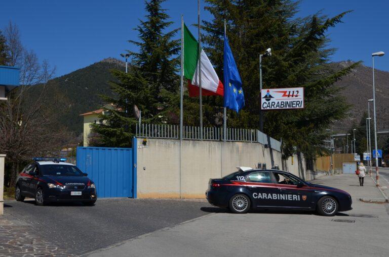 L'Aquila, violenza sessuale sul minore: finisce in carcere anche per stupefacenti
