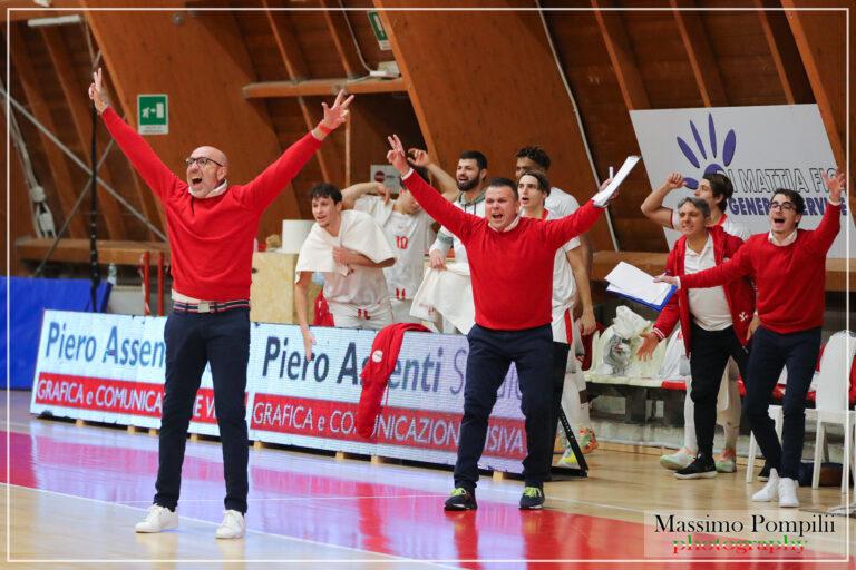 Basket, Rennova Teramo alla prova San Vendemiano