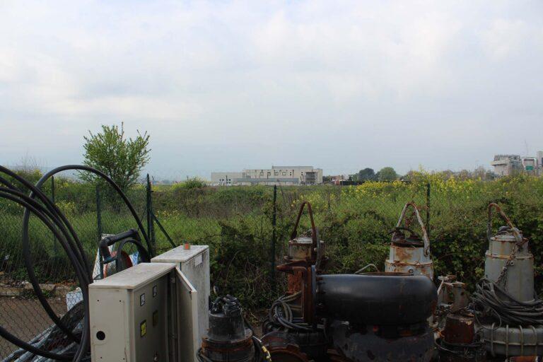 Pescara, una nuova vasca per il depuratore cittadino