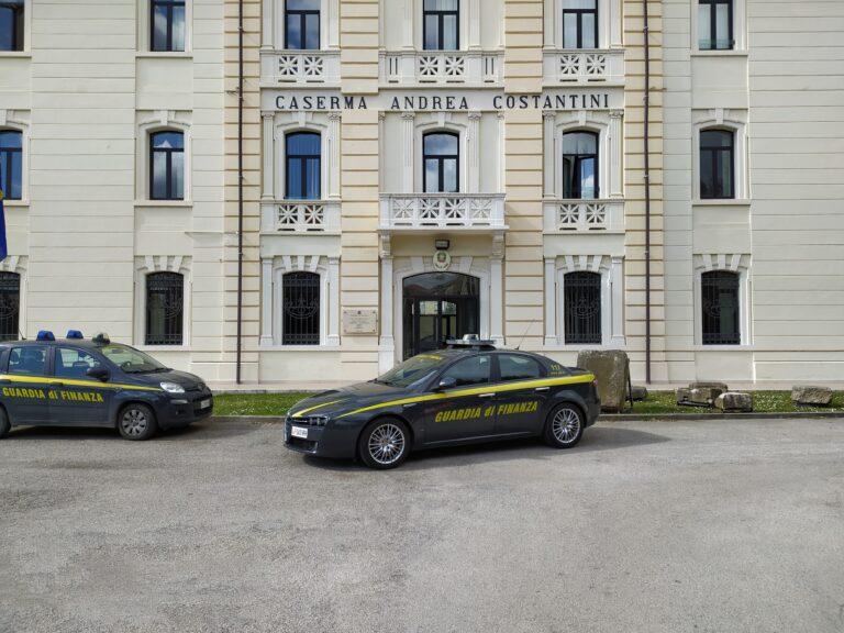 La guardia di finanza sequestra villa di pregio a imprenditore teramano VIDEO