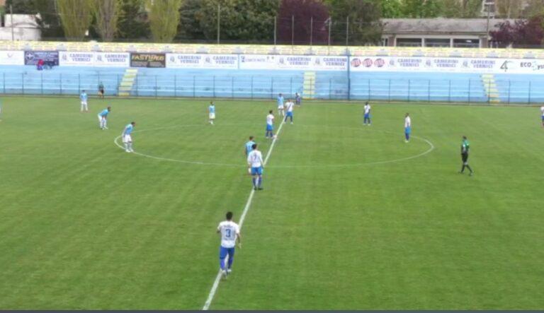 Serie D, buon pareggio esterno del Pineto sul campo del Cynthialbalonga (1-1)