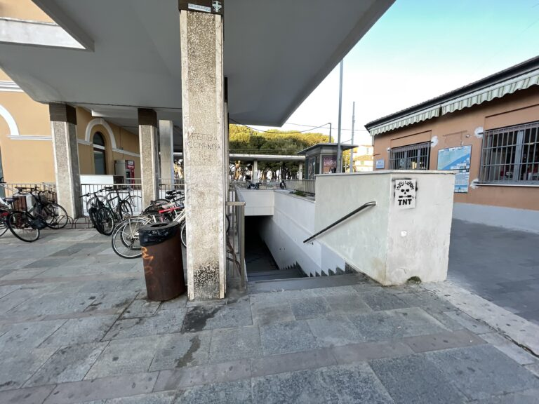 Roseto, la proposta di Marcone per riqualificare la stazone ferroviaria