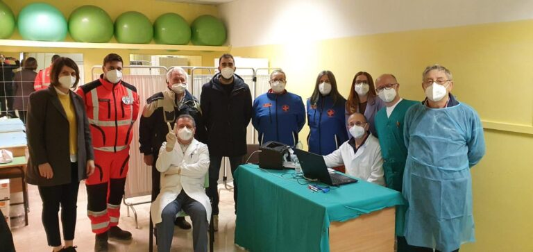 Covid, a Campli vaccinato il 25% della popolazione